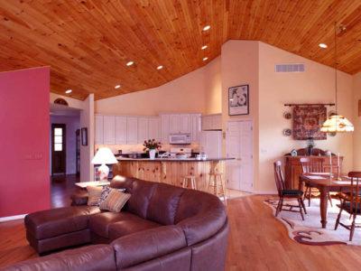 Great Rooms Interiors - Post & Beam Design Build
